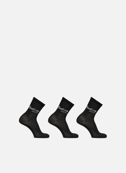 Strømper og tights Reebok CORE CREW SOCK 3P Sort detaljeret billede af skoene