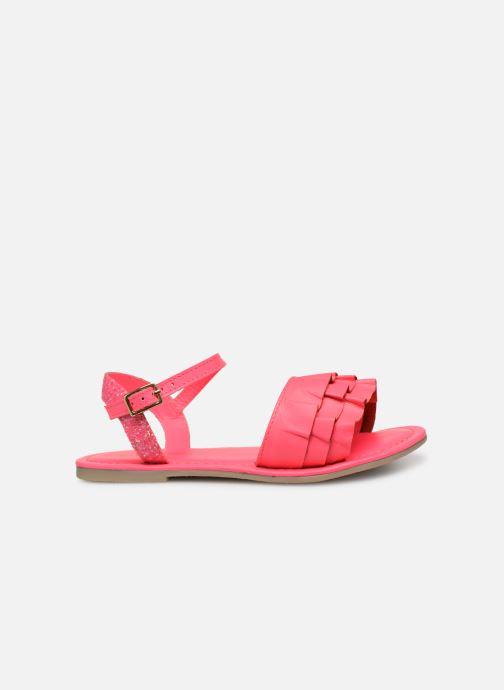 Sandales et nu-pieds Billieblush ALICE Rose vue derrière