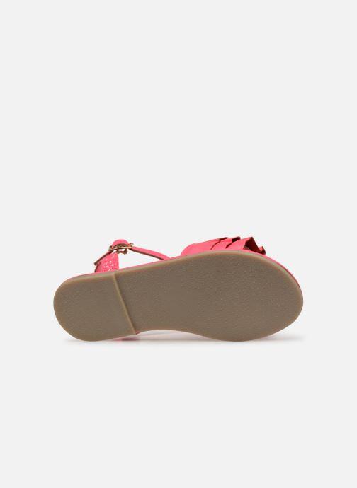 Sandales et nu-pieds Billieblush ALICE Rose vue haut