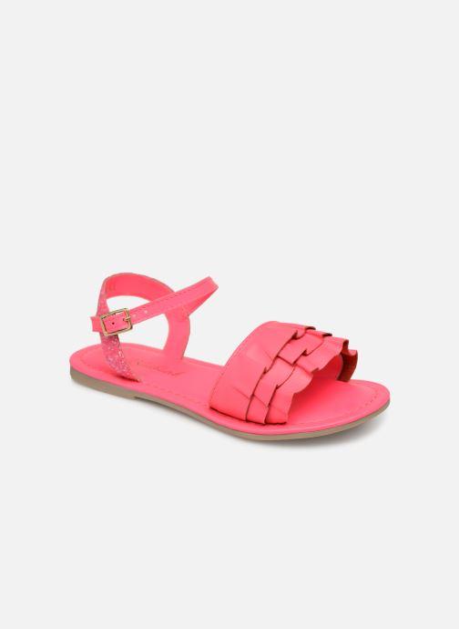 Sandales et nu-pieds Billieblush ALICE Rose vue détail/paire
