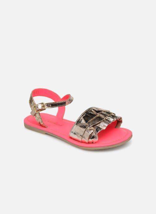 Sandales et nu-pieds Billieblush ALICE Or et bronze vue détail/paire