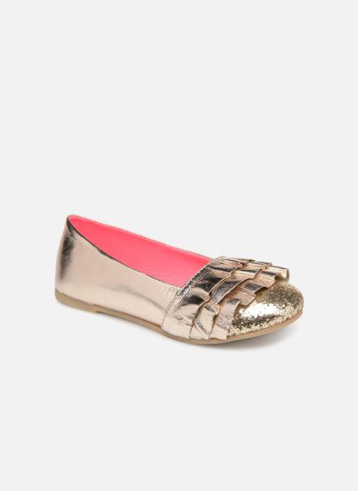 Ballerinas Billieblush AUDREY gold/bronze detaillierte ansicht/modell