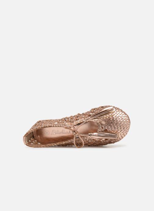 Ballerinas Billieblush TAPIS ROUGE beige ansicht von links