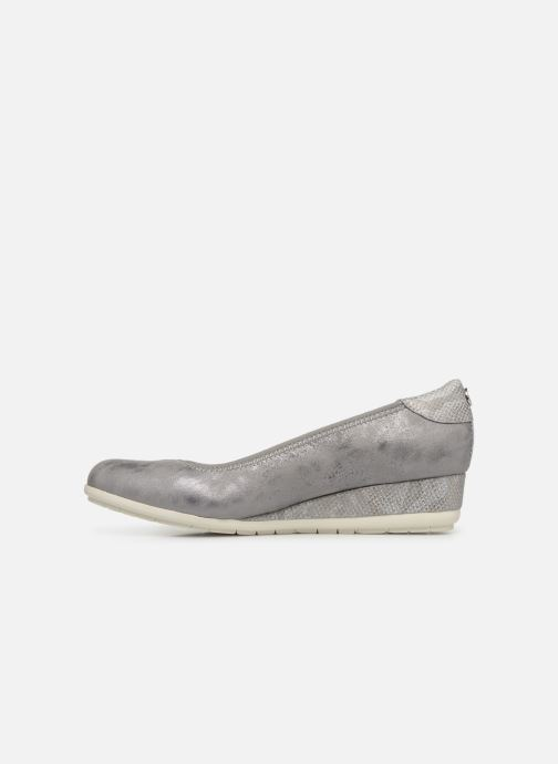 Ballerines S.Oliver Zoia Gris vue face