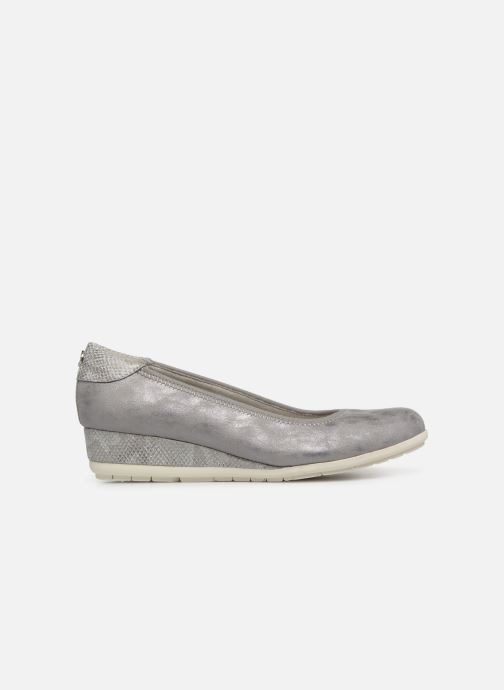 Ballet pumps S.Oliver Zoia Grey back view