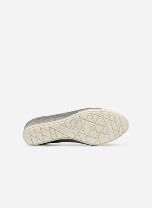 Ballet pumps S.Oliver Zoia Grey view from above