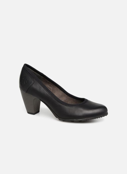 Høje hæle S.Oliver Lillya Sort detaljeret billede af skoene