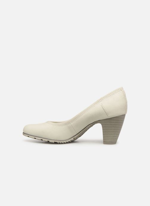 High heels S.Oliver Lillya White front view