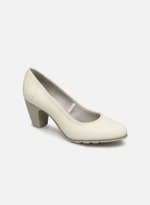 High heels S.Oliver Lillya White detailed view/ Pair view