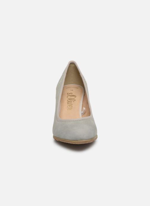 Zapatos de tacón S.Oliver Lillya Gris vista del modelo