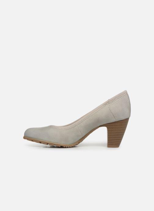 Zapatos de tacón S.Oliver Lillya Gris vista de frente
