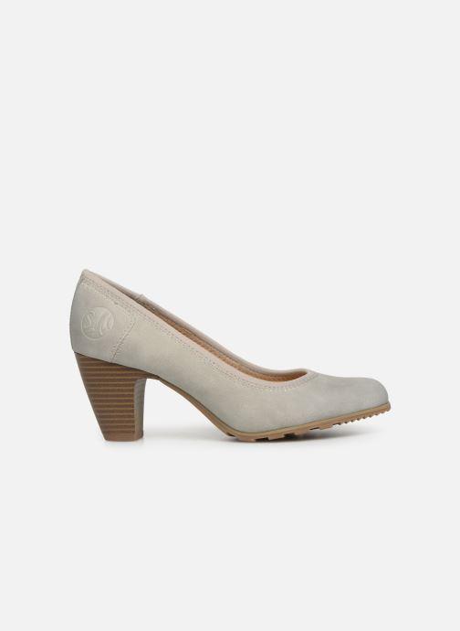 High heels S.Oliver Lillya Grey back view