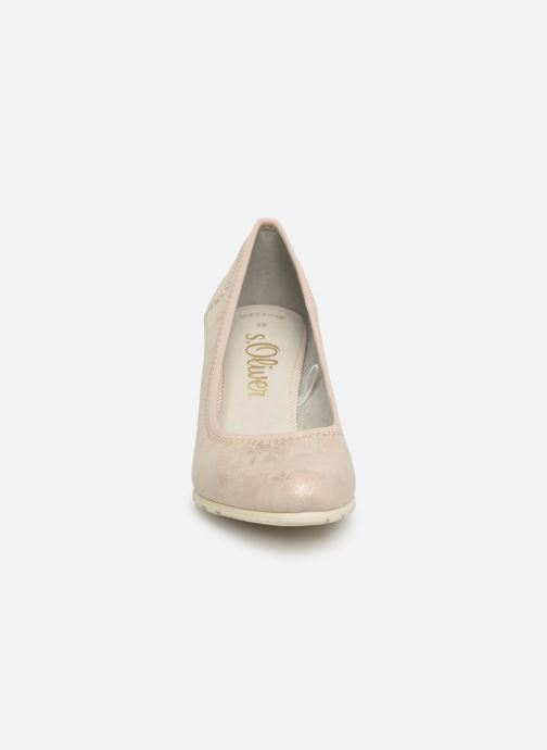 High heels S.Oliver Lillya Beige model view