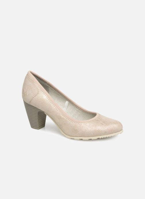 High heels S.Oliver Lillya Beige detailed view/ Pair view