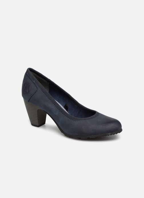High heels S.Oliver Lillya Blue detailed view/ Pair view