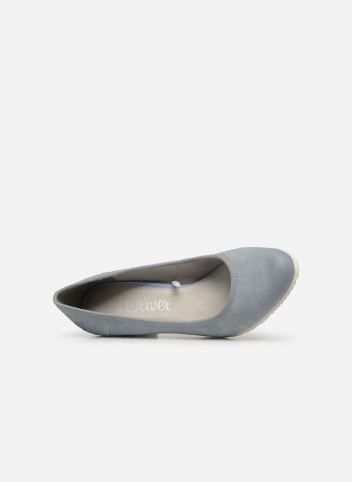 S.Oliver Lillya (Blauw) - Pumps  Blauw (Light blue) - schoenen online kopen