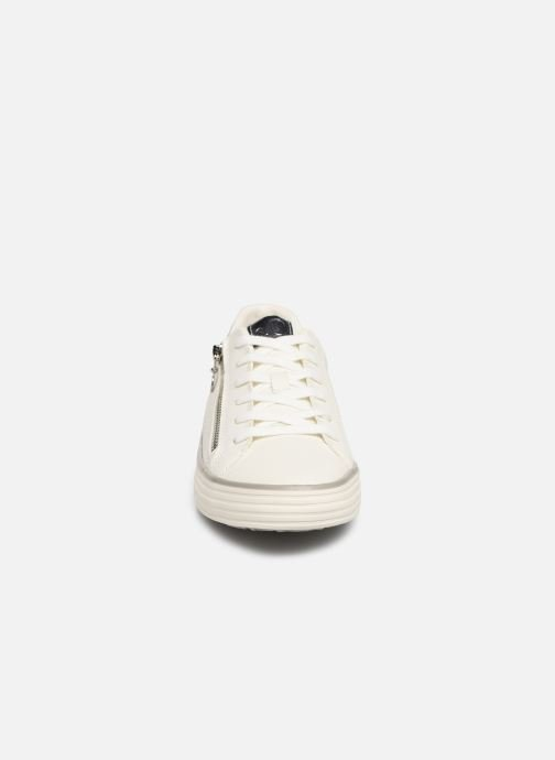 Baskets S.Oliver Arani Blanc vue portées chaussures