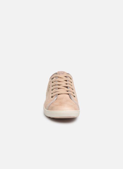 Baskets S.Oliver Kelie Rose vue portées chaussures