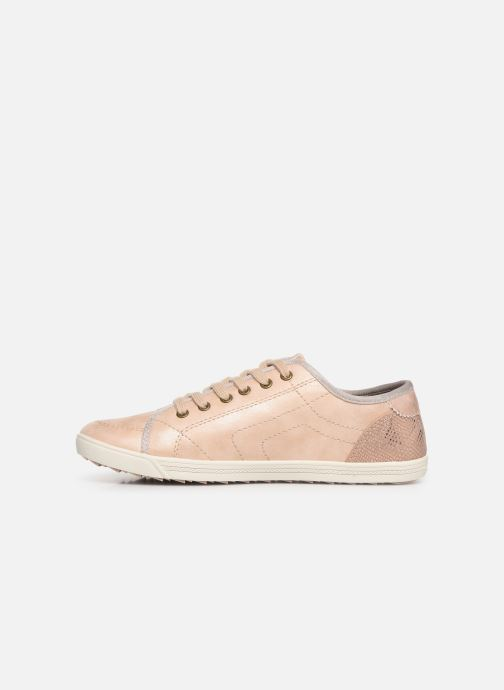 Trainers S.Oliver Kelie Pink front view