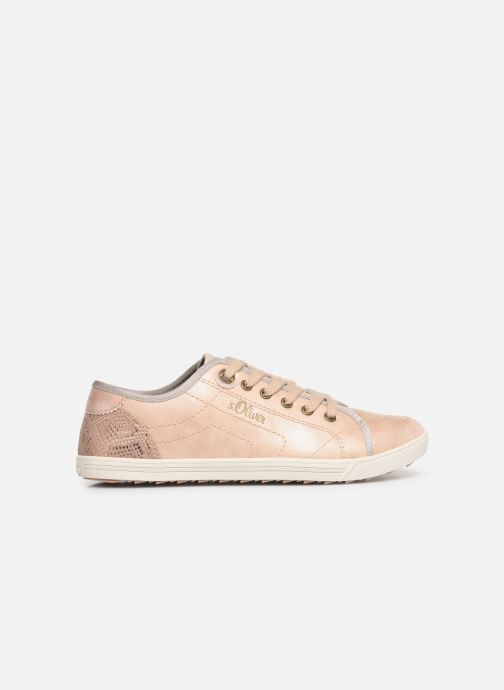 Trainers S.Oliver Kelie Pink back view