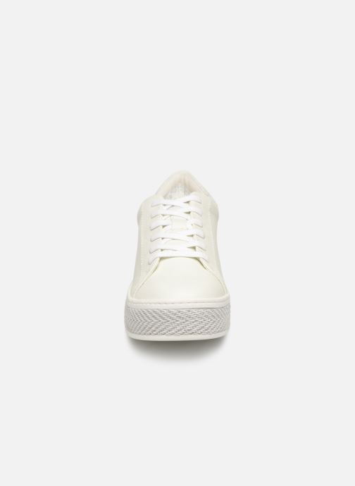 Baskets S.Oliver Kira Blanc vue portées chaussures