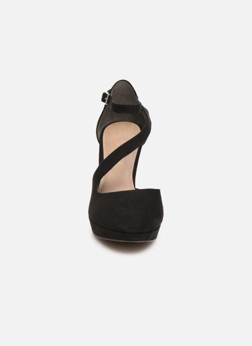 Escarpins S.Oliver Liela Noir vue portées chaussures