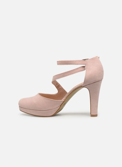 High heels S.Oliver Liela Pink front view
