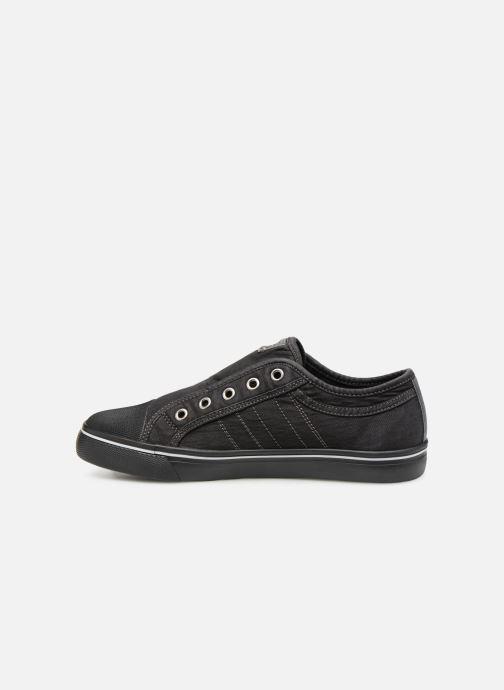 Sneakers S.Oliver Kora Zwart voorkant