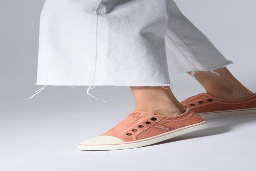 Sneakers S.Oliver Kora Rosa immagine dal basso