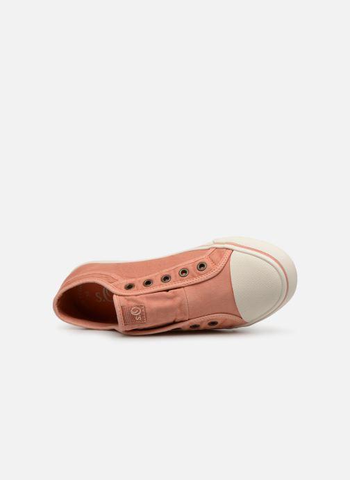 Sneakers S.Oliver Kora Rosa immagine sinistra