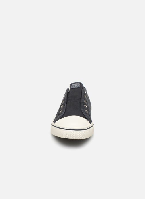 Baskets S.Oliver Kora Bleu vue portées chaussures