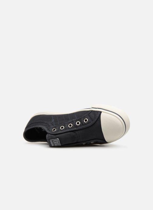 Sneakers S.Oliver Kora Blå bild från vänster sidan
