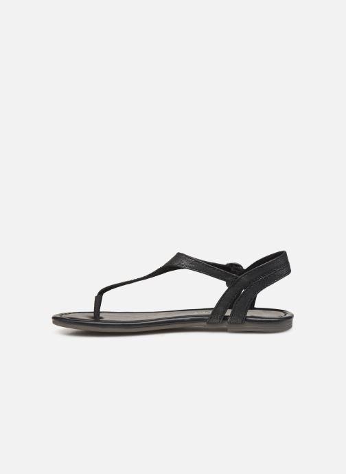 Sandali e scarpe aperte S.Oliver Aylin Nero immagine frontale