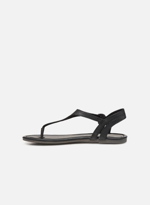 Sandales et nu-pieds S.Oliver Aylin Noir vue face
