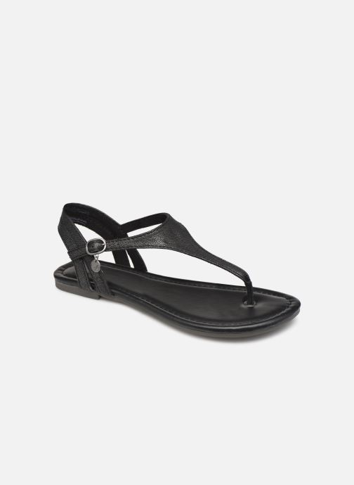 Sandals S.Oliver Aylin Black detailed view/ Pair view