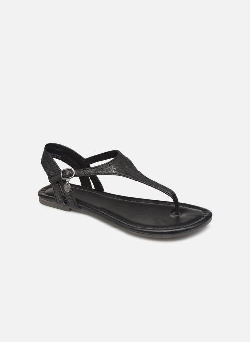 Sandales et nu-pieds S.Oliver Aylin Noir vue détail/paire