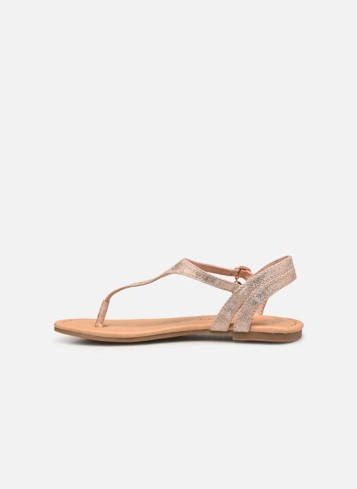 Sandales et nu-pieds S.Oliver Aylin Rose vue face
