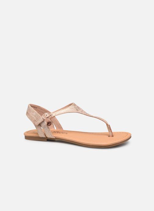 Sandales et nu-pieds S.Oliver Aylin Rose vue derrière