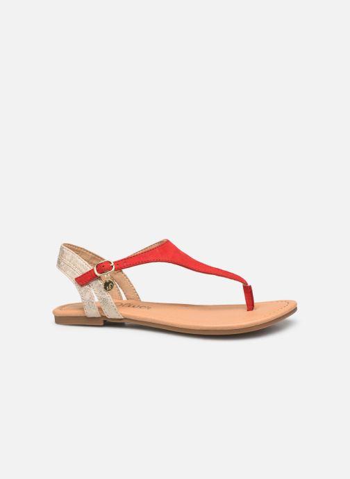 Sandales et nu-pieds S.Oliver Rita Rouge vue derrière