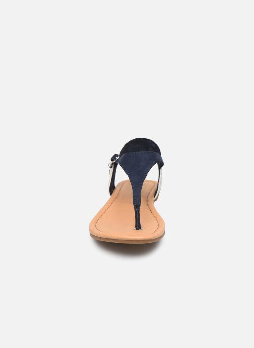 Sandales et nu-pieds S.Oliver Rita Bleu vue portées chaussures