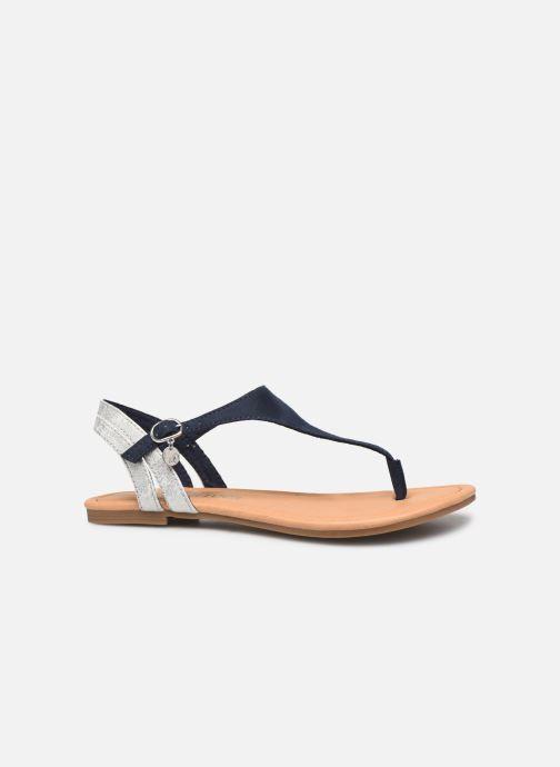 Sandales et nu-pieds S.Oliver Rita Bleu vue derrière