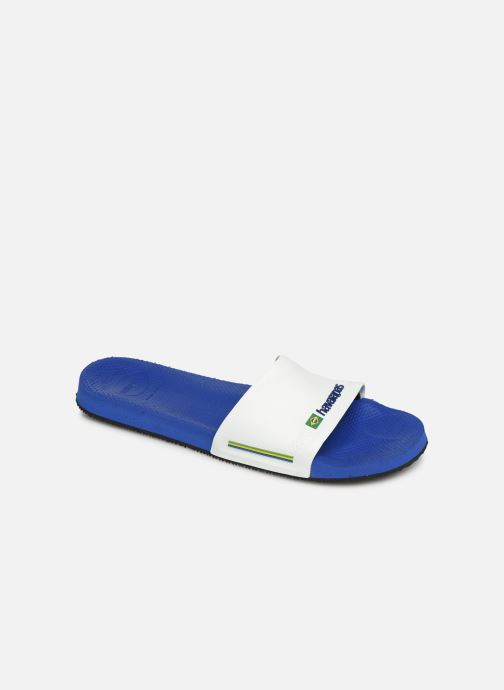 Sandali e scarpe aperte Havaianas Slide Brasil Bianco vedi dettaglio/paio