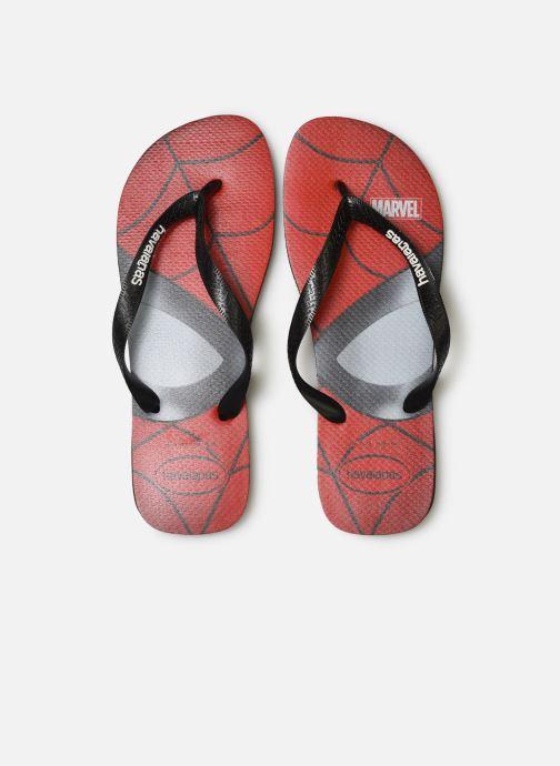 Zehensandalen Havaianas Top Marvel M mehrfarbig schuhe getragen