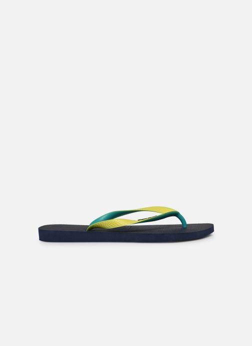 Slippers Havaianas Top Mix H Blauw achterkant