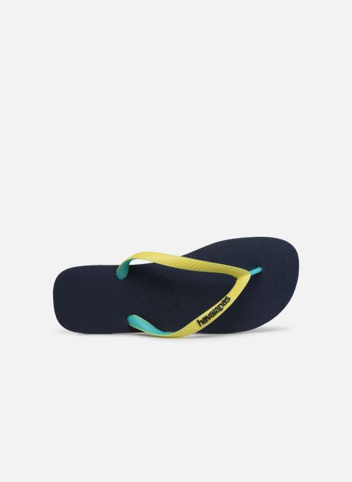 Flip flops Havaianas Top Mix H Blue view from the left