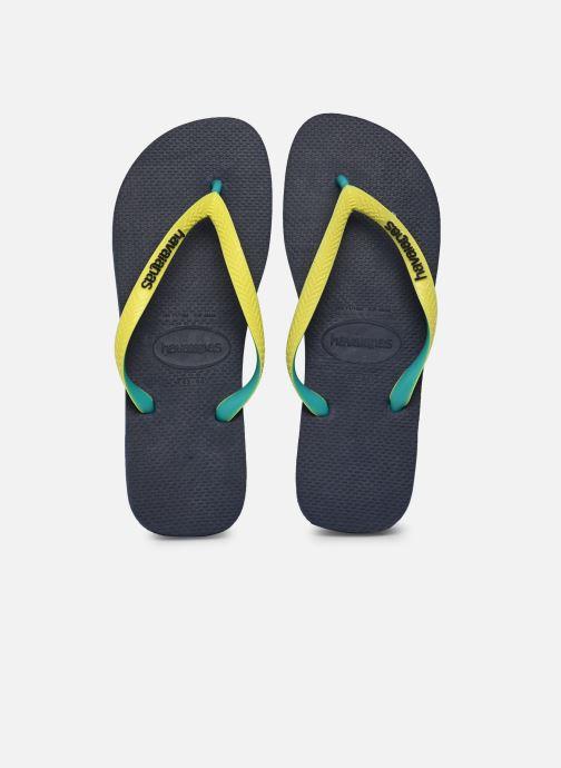 Flip flops Havaianas Top Mix H Blue detailed view/ Pair view