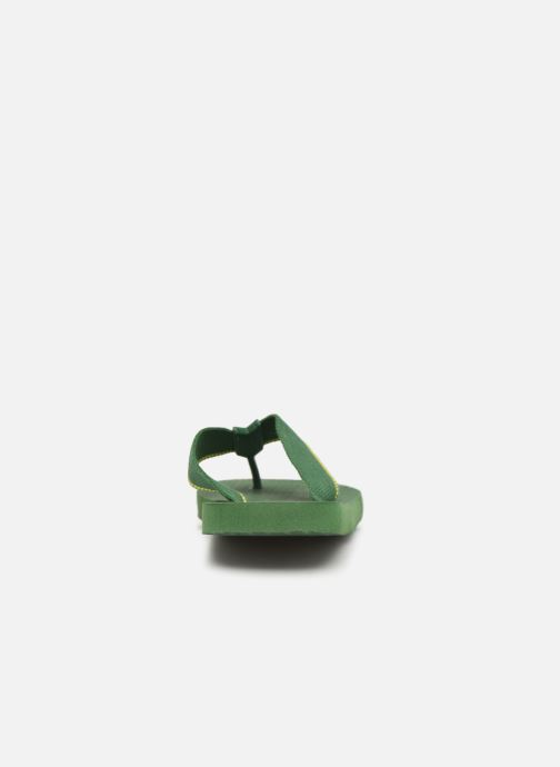 Flip flops Havaianas Urban Brasil Green view from the right
