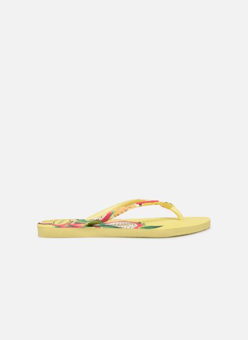 Flip flops Havaianas Slim Sensation Multicolor back view