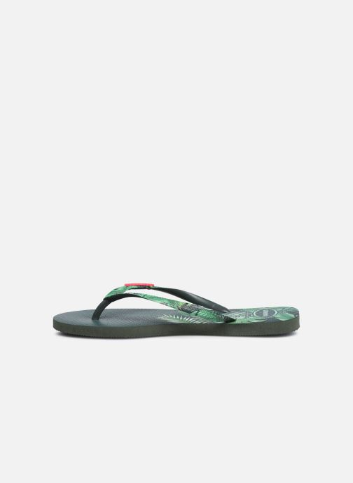 Chanclas Havaianas Slim Sensation Multicolor vista de frente