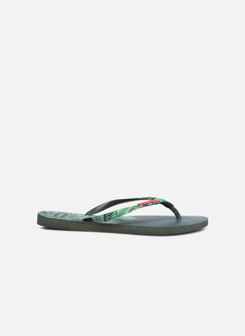 Chanclas Havaianas Slim Sensation Multicolor vistra trasera